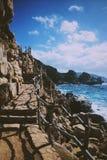 Sardische overzees Stock Foto
