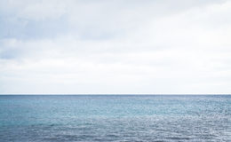 Sardische overzees Royalty-vrije Stock Fotografie