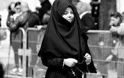 Sardische traditie royalty-vrije stock foto's