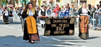 Sardische traditie Royalty-vrije Stock Fotografie