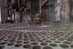 Sardono's rückwirkendes Fabriek Fikr Stockfoto