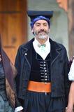 Sardyńscy tancerze zdjęcie stock