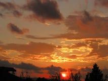 sardynia słońca Zdjęcie Stock