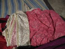 saree stockbilder