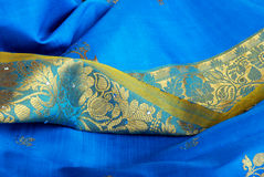 Saree. Picture of indian traditional saree Stock Photos