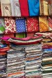 Saree dell'India Fotografie Stock Libere da Diritti