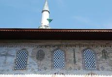 Sarena Dzamija Mosque Royalty Free Stock Photography