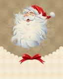 SaRetro-Weihnachten Stockbild