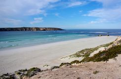Sarg-Bucht-Nationalpark, Eyre-Halbinsel Stockfotografie