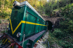 Sargan Eight narrow gauge Royalty Free Stock Image