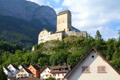 Sargans, Switzerland Stock Photography