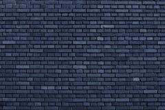 Sargasso morza ściana z cegieł barwiony tło Obraz Royalty Free