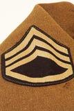 Sargent's Stripe Stock Image