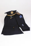 Sargento de policía Imagenes de archivo