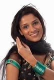 Sari στοκ φωτογραφία με δικαίωμα ελεύθερης χρήσης