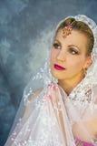 Sari Beauty Stock Photos