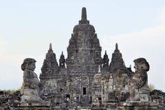 Sari Buddhist Temple in Yogyakarta,  Indonesia Royalty Free Stock Image