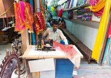 Sari craftman Stock Photography