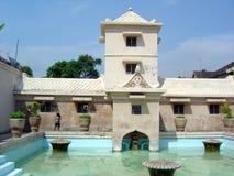 Sari de Taman imagem de stock