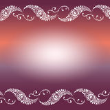 Sari Design Foto de archivo libre de regalías