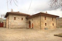 The Sari-Guzel Bath in Bakhchisaray Palace (Crimea) Royalty Free Stock Images