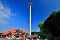 Sari Tower de dressage Photo libre de droits
