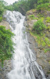 Sarika-Wasserfall Lizenzfreies Stockfoto
