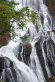 Sarika waterfall Stock Photography