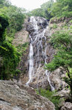 Sarika waterfall Stock Images