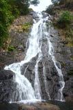 Sarika Waterfall Royalty Free Stock Photos