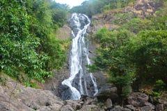 Sarika Waterfall Royalty Free Stock Photo