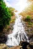 Sarika Waterfall Stock Image