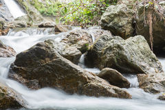 Sarika waterfall Royalty Free Stock Images