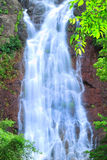 Sarika Waterfall in Nakhon Nayok, Thailand Royalty Free Stock Photography