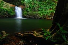 Sarika Waterfall in Nakhon Nayok, Thailand Stock Image