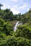 Sarika Waterfall Royalty Free Stock Image