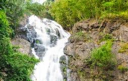 Sarika Waterfall, Thailand Stock Images