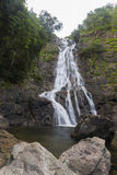 Sarika waterfall in Thailand Stock Photography