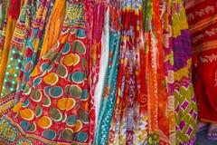 Saris de suspensão Imagem de Stock Royalty Free