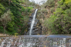 Sarjeta da cachoeira Fotos de Stock