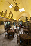 Sark Cafe in Grand Bazaar, Istanbul, Turkey Stock Image