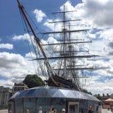 Sark Greenwich de la ciudad Fotos de archivo libres de regalías