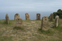 Sark-henge auf Insel von Sark Lizenzfreies Stockbild