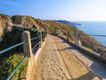 Sark Island, Channel Islands Stock Image