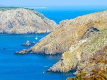 Sark Island, Channel Islands Stock Photography
