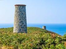 Sark Island, Channel Islands Stock Photo