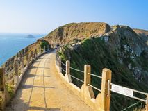Sark wyspa, channel islands Obraz Royalty Free