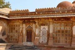 Sarkehj Roza, Ahmedabad, Gujarat India Fotografia Stock