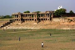 Sarkhej Roja, Ahmedabad, Ινδία Στοκ Εικόνα