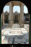 Sarkhej Roja, Ahmedabad, Inde Images libres de droits